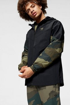 adidas originals windbreaker »camo windbreaker« zwart