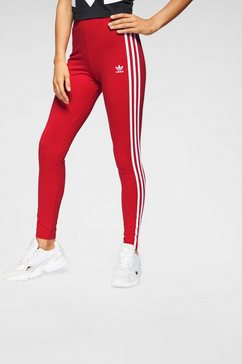 adidas originals legging »3 stripes tight« rood