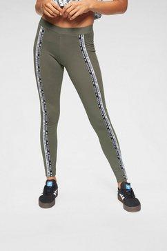adidas originals legging »tights« groen