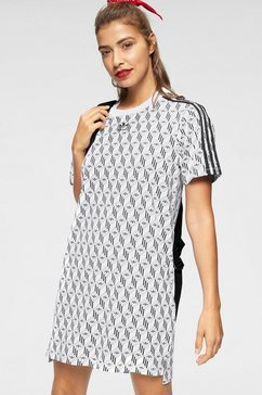 adidas originals shirtjurk »tee dress« wit