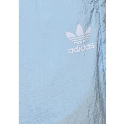 adidas Originals Adicolor sportbroek blauw-wit