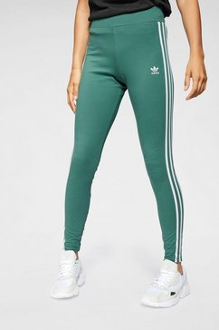 adidas originals legging »3 stripes tight« groen