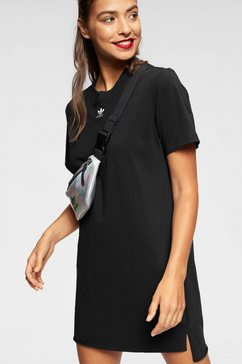 adidas originals shirtjurk »frefoil dress« zwart