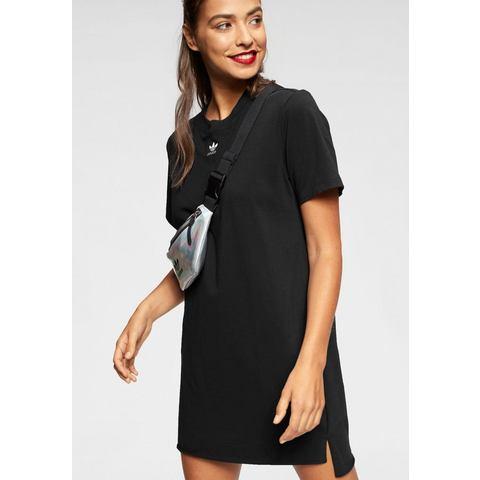 adidas Originals Adicolor T-shirt jurk zwart-wit