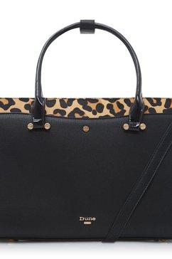 dune london tas »dependriaa« zwart