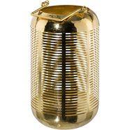 lantaarn sliver gemaakt van metaal goud