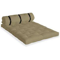 karup design loungebank »buckle-up« beige