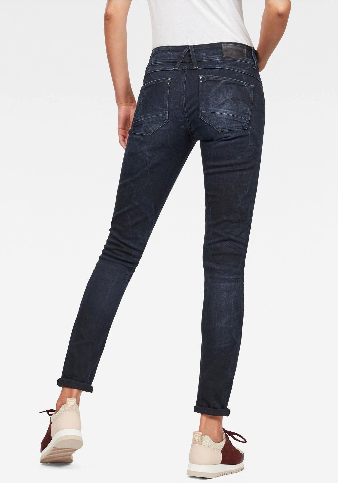 G-star Raw skinny fit jeans »Lynn Mid Skinny« nu online bestellen