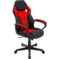 """homexperts bureaustoel """"manta"""" zwart"""