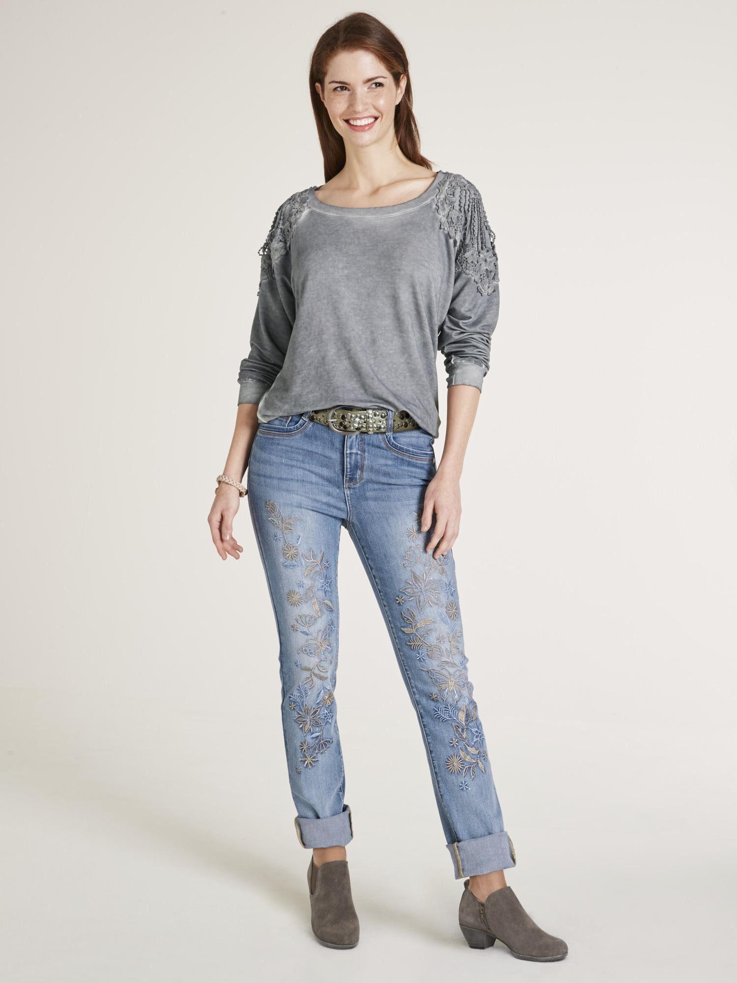 Corrigerende Jeans Vind Je Bij - Geweldige Prijs