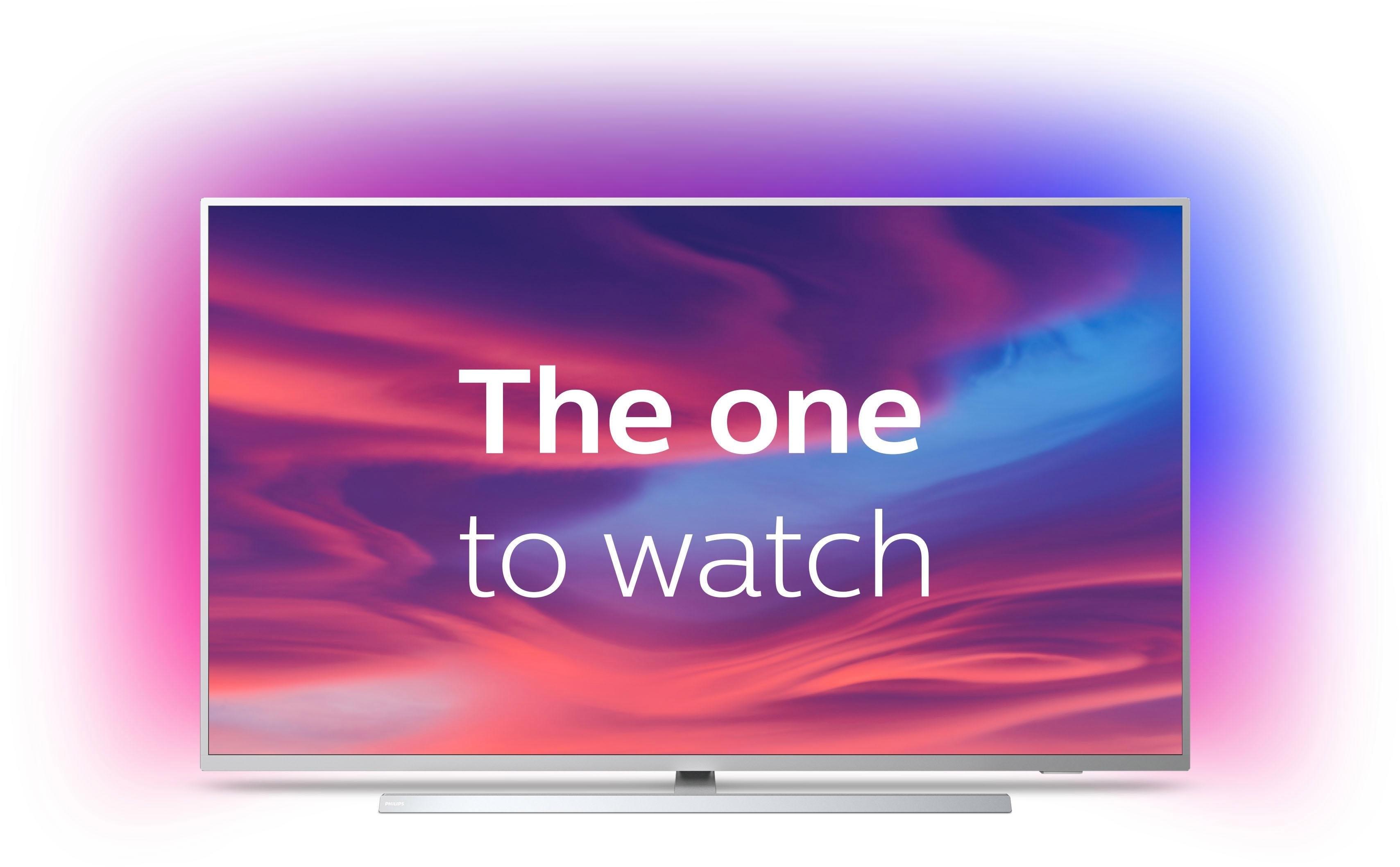 Philips 'The One' 55PUS7304/12 led-tv (139 cm / 55 inch), 4K Ultra HD, smart-tv online kopen op otto.nl