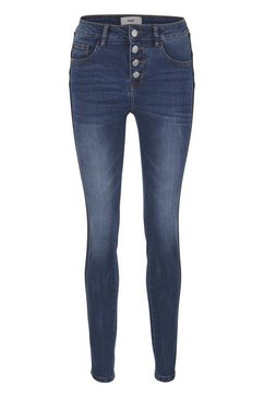 push-up-jeans blauw