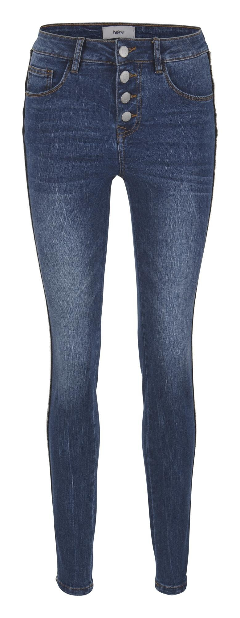 LINEA TESINI by Heine Push-up-Jeans in de webshop van OTTO kopen