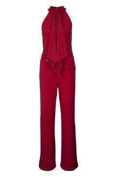 jumpsuit rood