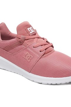 dc shoes schoenen »heathrow« roze