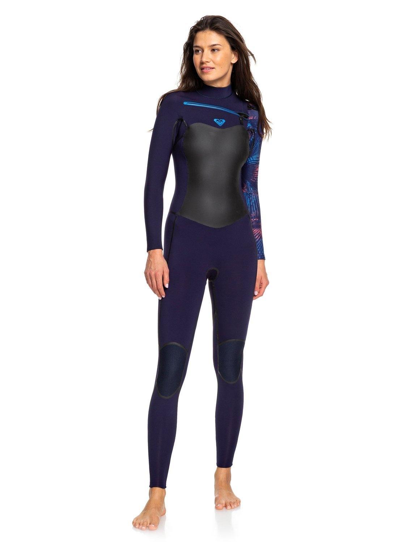 Roxy Wetsuit met een borstrits »4/3mm Syncro Plus« in de webshop van OTTO kopen