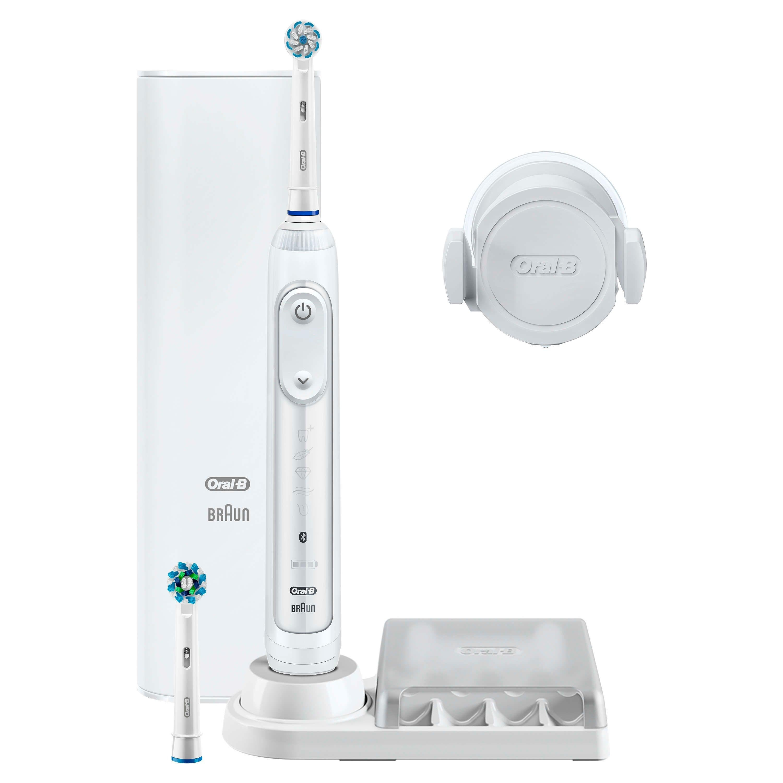 Oral-B Oral B elektrische tandenborstel Genius 10000N, opzetborsteltjes: 2 veilig op otto.nl kopen