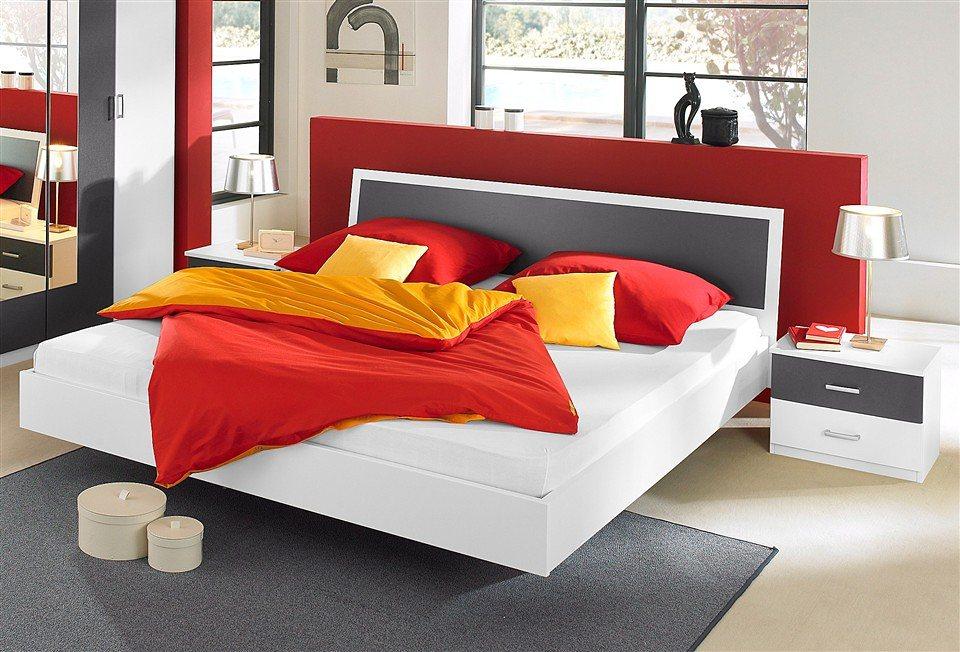Complete slaapkamer met matras en lattenbodem - Slagerwijffels