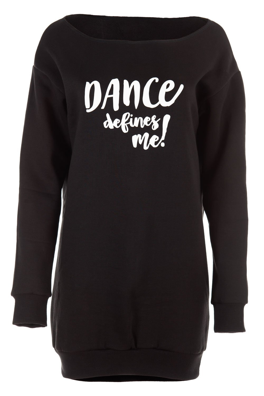 Winshape sweater LS002 Casual en wijd sweatshirt online kopen op otto.nl