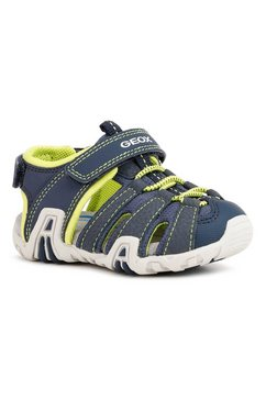 geox kids sandalen blauw