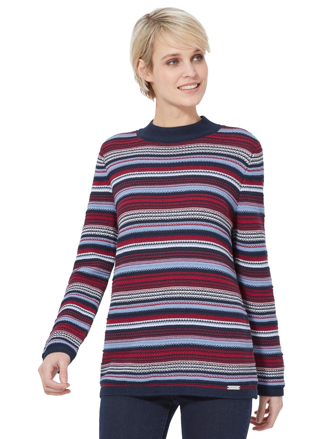 Casual Looks trui met staande kraag goedkoop op otto.nl kopen