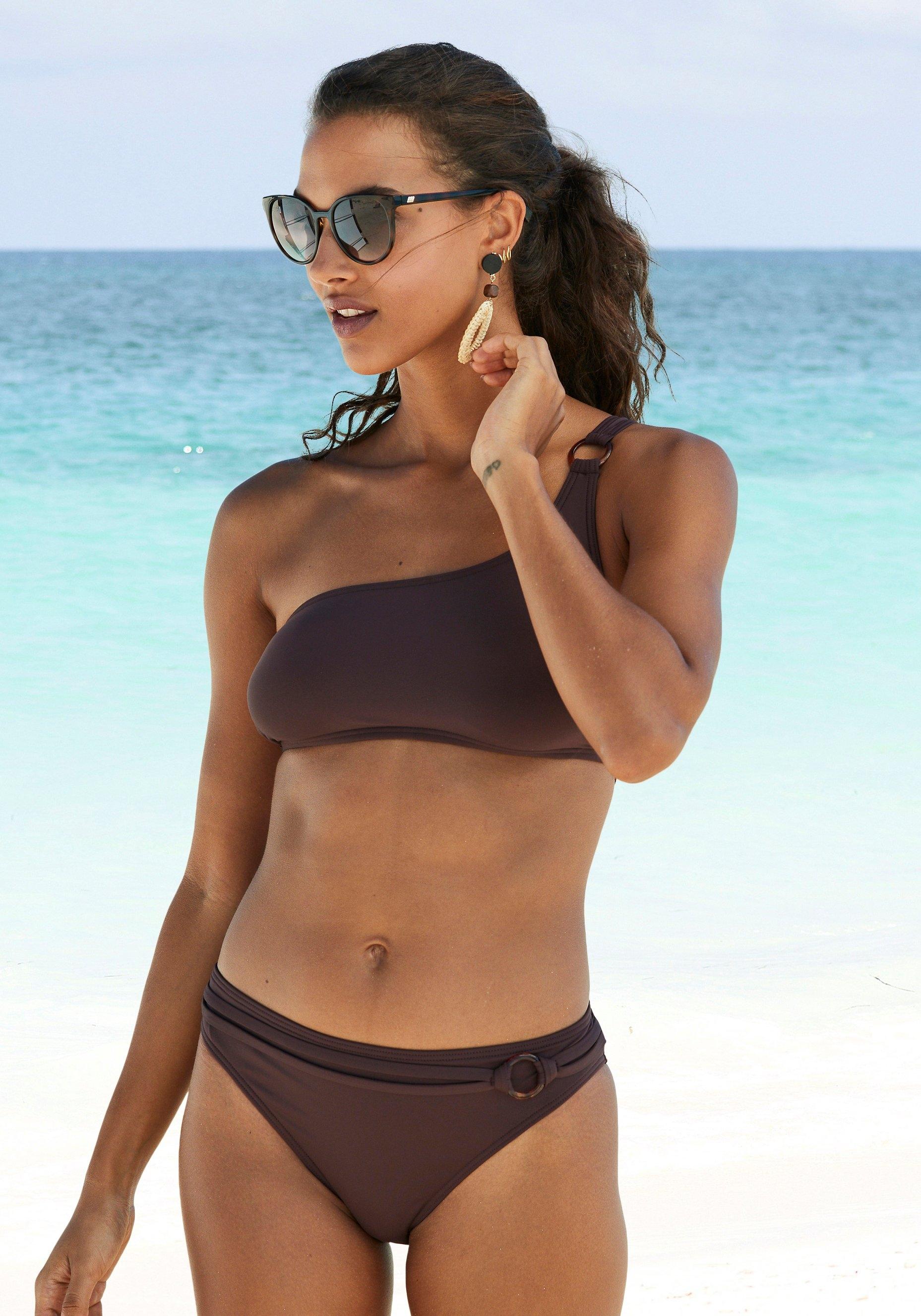 s.Oliver RED LABEL Beachwear s.Oliver Beachwear bikinibroekje »Rome« - verschillende betaalmethodes