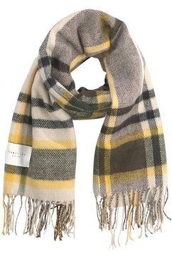 tom tailor gebreide sjaal multicolor