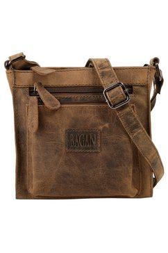 bagan schoudertas (1-delig) bruin