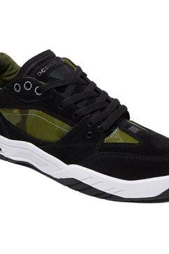 dcshoes leren schoenen ''maswell se'' zwart