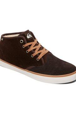 quiksilver sneakers »shorebreak mid sherpa« bruin