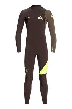 quiksilver wetsuit zonder rits »3-2mm highline series« bruin