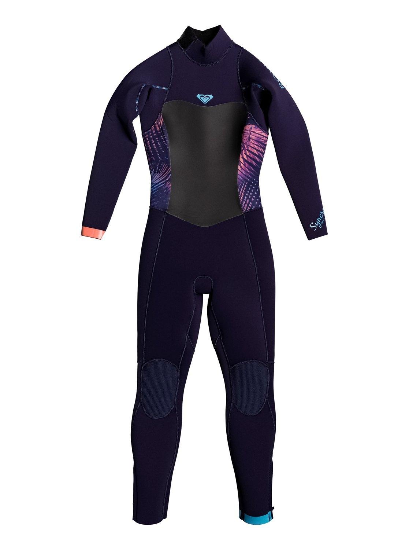 Roxy - 4/3mm Syncro Series - Wetsuit met GBS en een Achterrits voor Meisjes 2-7 online kopen op otto.nl