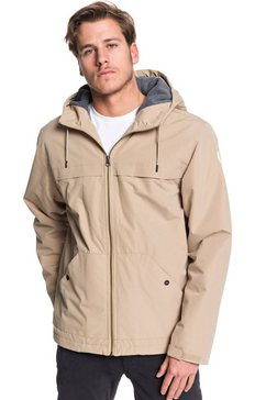 quiksilver parka »waiting period« bruin