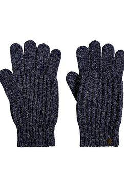 roxy lurex gebreide handschoenen ''gypsy child'' blauw