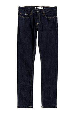dcshoes slimfit jeans ''worker indigo rinse'' blauw