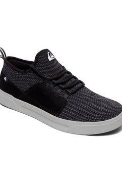 quiksilver sneakers »winter stretch knit« grijs