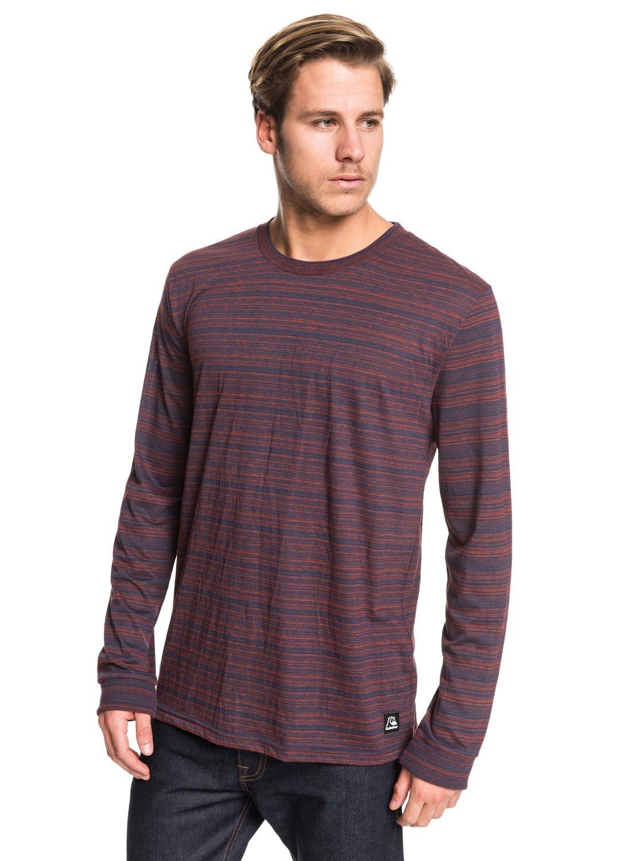 Quiksilver shirt met lange mouwen »Double Shakka« bij OTTO online kopen