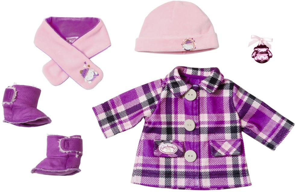 Baby Annabell poppenkleding Deluxe jasset nu online bestellen