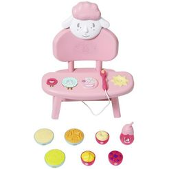 zapf creation poppenkinderstoel roze