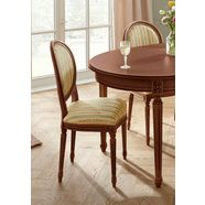 delavita stoel luigi set van 2 geel