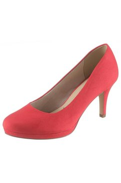 tamaris pumps »jessa« rood