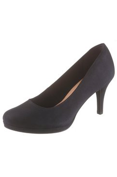 tamaris pumps »jessa« blauw