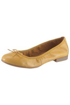 tamaris ballerina's geel