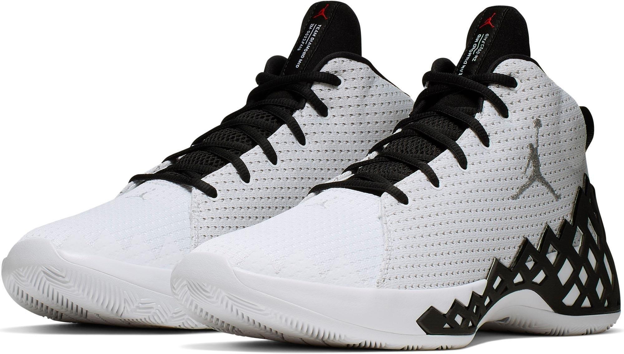 Jordan basketbalschoenen »Jumpman Diamond Mid« nu online kopen bij OTTO