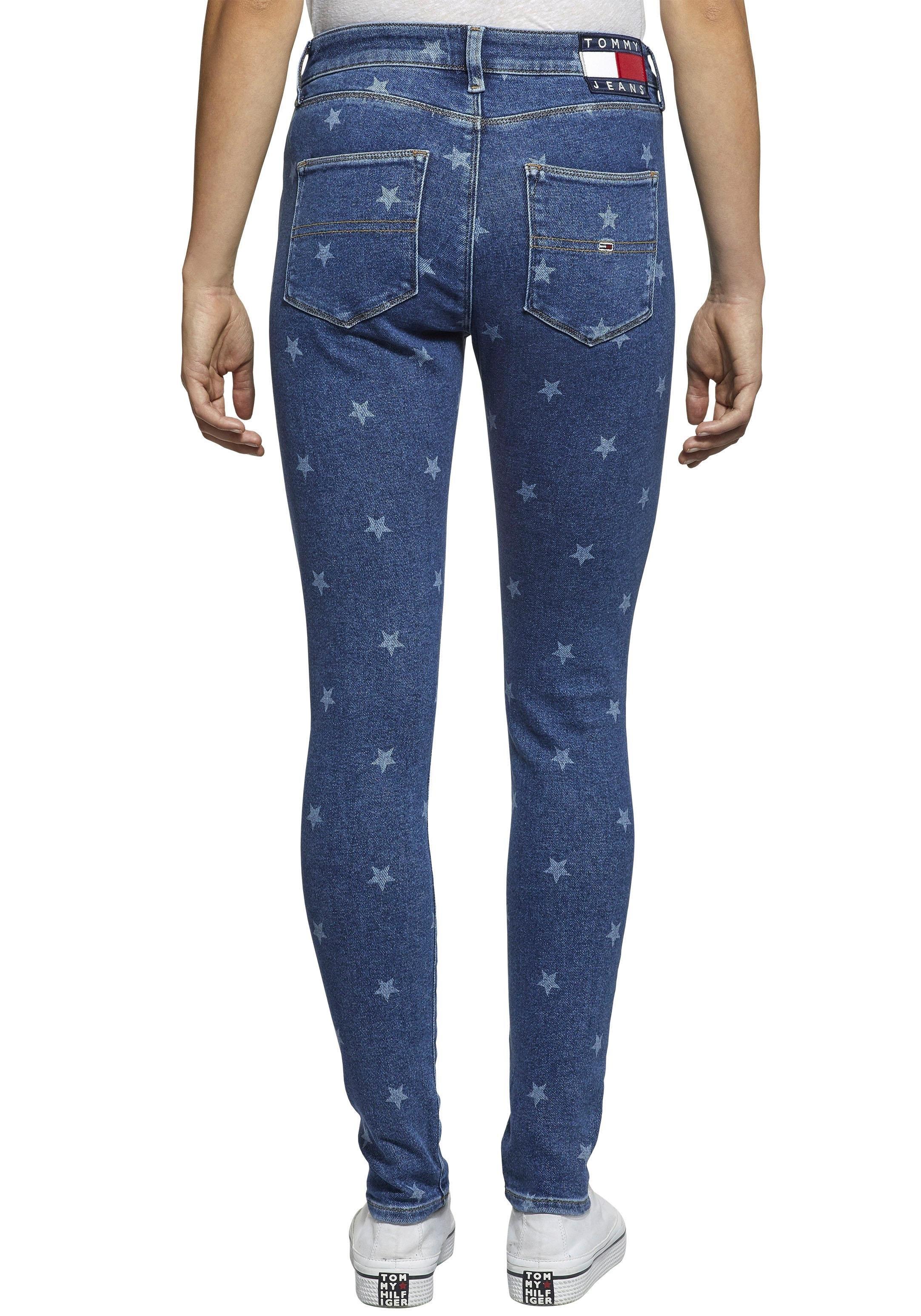 Tommy Jeans skinny fit jeans »TJ2008« bestellen: 14 dagen bedenktijd