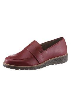 filipe shoes mocassins rood