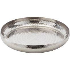 lambert decoratief dienblad »faro« zilver