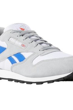 reebok classic sneakers »classic leather« grijs