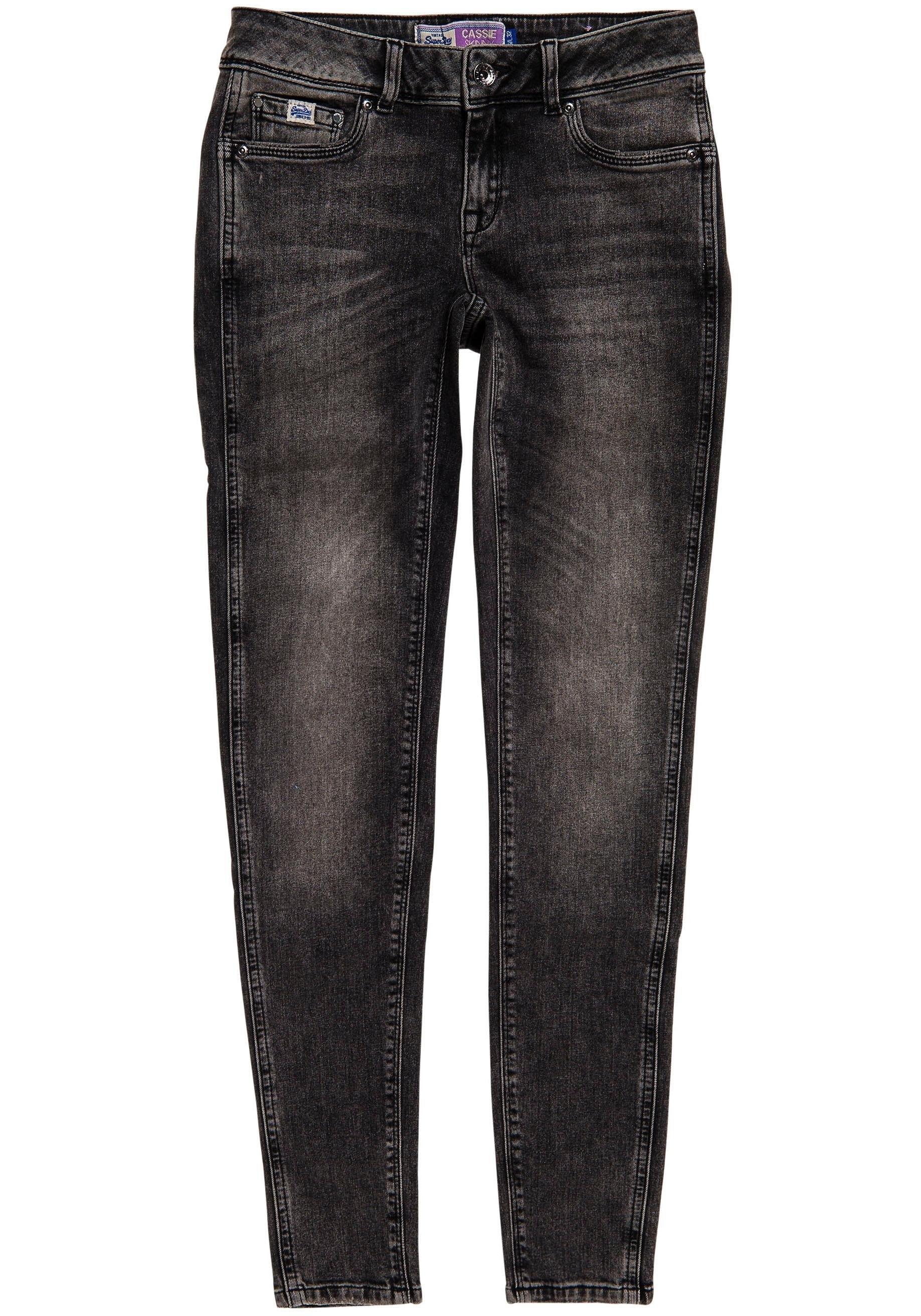 Op zoek naar een Superdry skinny jeans »CASSIE SKINNY«? Koop online bij OTTO