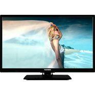 telefunken l22f506m4 led-tv (55 cm - 22 inch) zwart